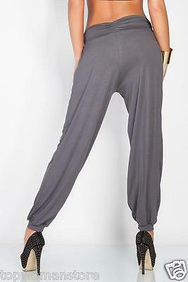 Top Womens Store Sexy Harem Ali Baba Pants Trousers Aladdin Baggy Size 8 to 16