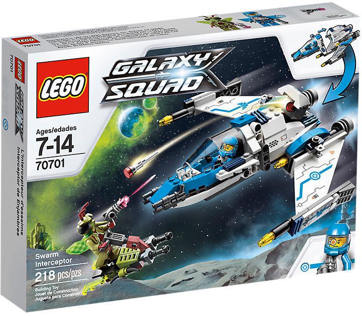 70701 SWARM INTERCEPTOR galaxy squad LEGO legos set NEW space space space d85daa