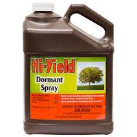 Dormant Spray Oil 1 Gal Paraffinic Oil 97% Fruit Trees Ornamentals Roses Shrubs