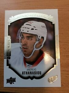 UPPER-DECK-2015-2016-SERIES-TWO-ANDREAS-ATHANASIOU-ROOKIE-PORTRAIT-CARD-P-65