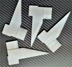 Accur8-1-35-Estes-Mercury-Redstone-Model-Rocket-3D-Printed-Fin-Set-with-Skins
