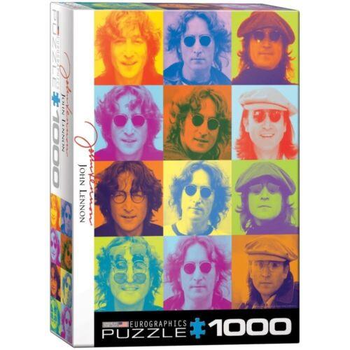 Ritratto EG60000807 John Lennon Eurographics Puzzle 1000 Pezzi