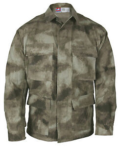 A-TACS-AU-Camo-Men-039-s-BDU-Uniform-Jacket-by-PROPPER-F5454-FREE-SHIPPING