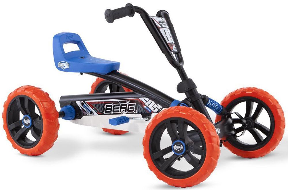 Berg Buzzy Nitro Kids Pedal Car Go-Kart  2 -5 Years NEW  big savings