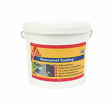 Sika Damp proof and Water Proof Coating Grey 5Kg For Wall and Floor