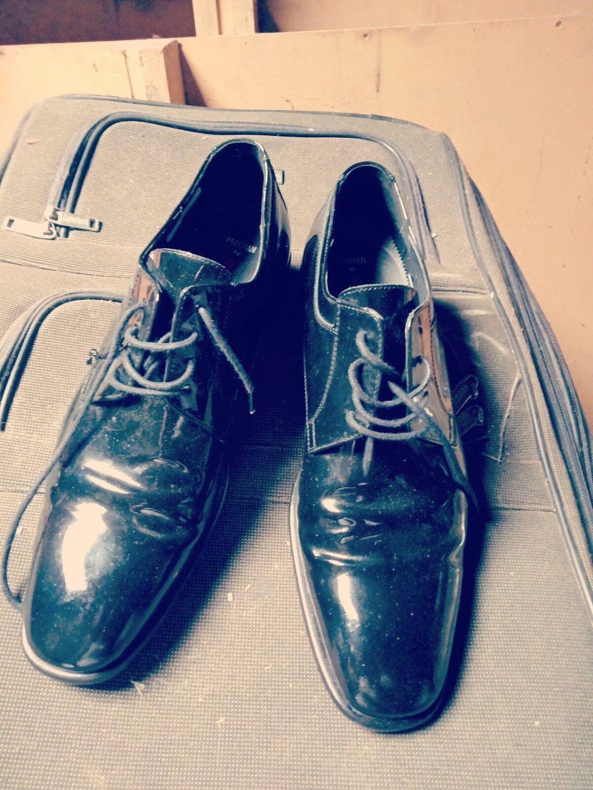 Lloyd Patent Leather Mens shoes Size 44 Freeman
