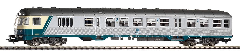 PIKO 57653 vagoni trasporto locale carrello fiscale dbnrzf 740 2.kl. dB traccia h0