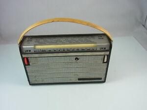 Vintage-Grundig-prima-boy-Transistorradio-DEFEKT-DEFECTIVE