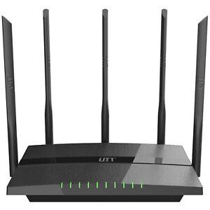 UTT-AC60-Dual-Band-WiFi-Router-AC1200-Parental-Control-VPN-AP-WDS-Extender