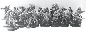 Troopers-x36-28mm-Unpainted-Metal-Wargames
