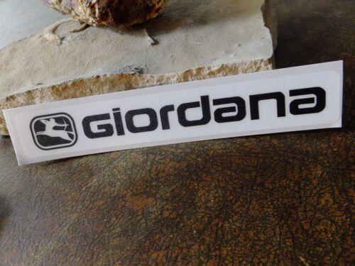 STICKER DECAL Giordana BMX  ROAD Mountain Bike Ride Run Outdoor
