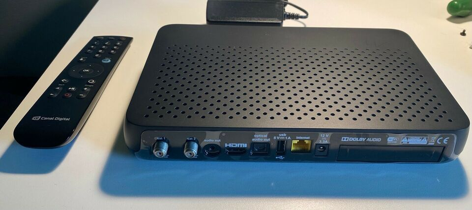 Digital parabol receiver, Canal Digital, S70CDS
