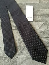Paul Smith Narrow Tie MAINLINE COLLECTION MULTISTRIPE 5cm Square End narrow tie