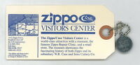 Zippo Penny Key Tags (Zippo Guarantee), 2002 Model 3