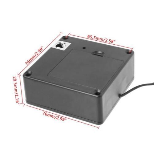 Cabinet Invisible Electronic Lock RFID Hidden Keyless Drawer Door Sensor Locker