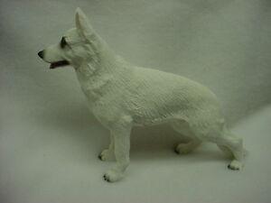 Hand Painted Figurine Puppy Sheperd