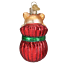 thumbnail 2 - Old World Christmas LETTING THE CAT OUT OF THE BAG (12370)N Glass Ornament w/Box