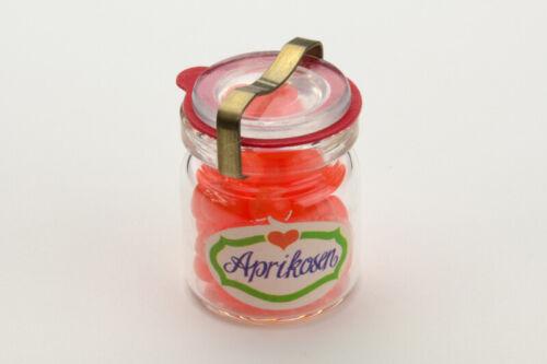 Einweckglas Filled Apricot