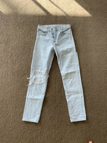 Brandy Melville distressed jeans size 28