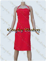 Battlestar Galactica Number Six Cosplay Dress_com306