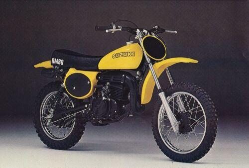 Vesrah Top End Gasket Set Kit Suzuki Rm80 Rm 80 c//n//t x//xt//xx 1978-81 vg-7006