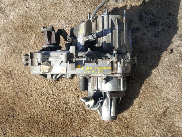 1996-1998 Jeep Grand Cherokee Transfer Case Model 249 Quadra-Trac 4.0L 5.2L