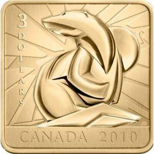 Polar Bear - 2010 Canada $3 Sterling Silver Coin