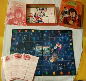 Doctor-Who-the-game-of-time-and-space-Games-Workshop-1980-IN-INGLESE-8-99yo