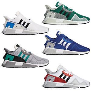 detailed look f9349 825e7 Das Bild wird geladen adidas-Originals-Equipment-Cushion-ADV-EQT -Advanced-Sneaker-