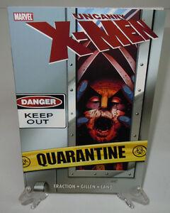 Uncanny-X-Men-Quarantine-Wolverine-Marvel-Comics-TPB-Trade-Paperback-Brand-New