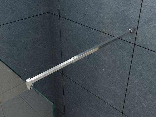 10mm Duschwand DÜSSELDORF Klarglas Dusche Duschabtrennung ESG Home Systeme