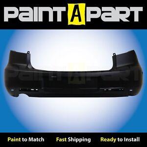 Rear BUMPER COVER Primed for 2004-2006 Mazda 3