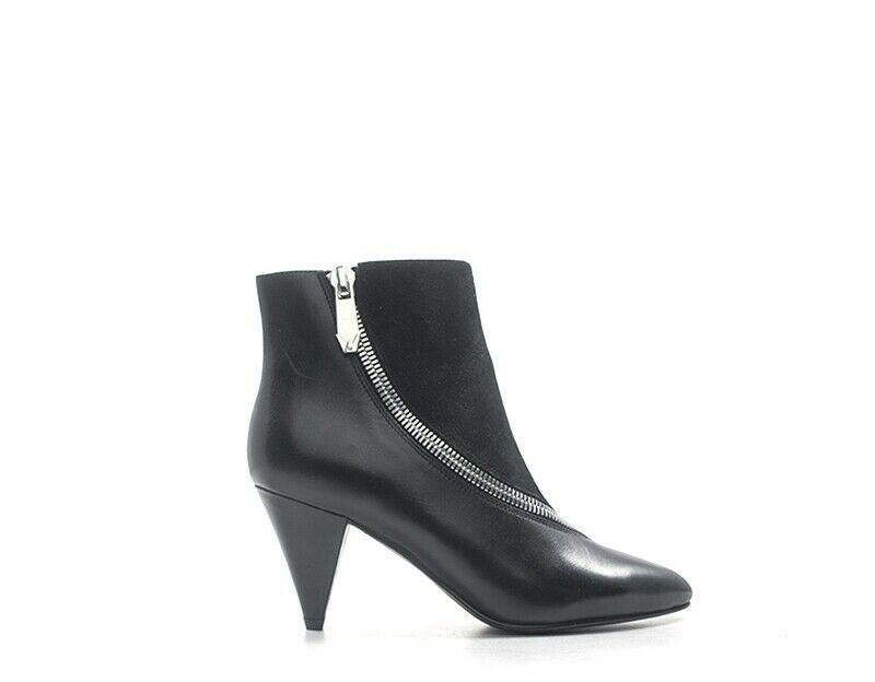 shoes what for Woman black SUEDE SS19WF082-NE