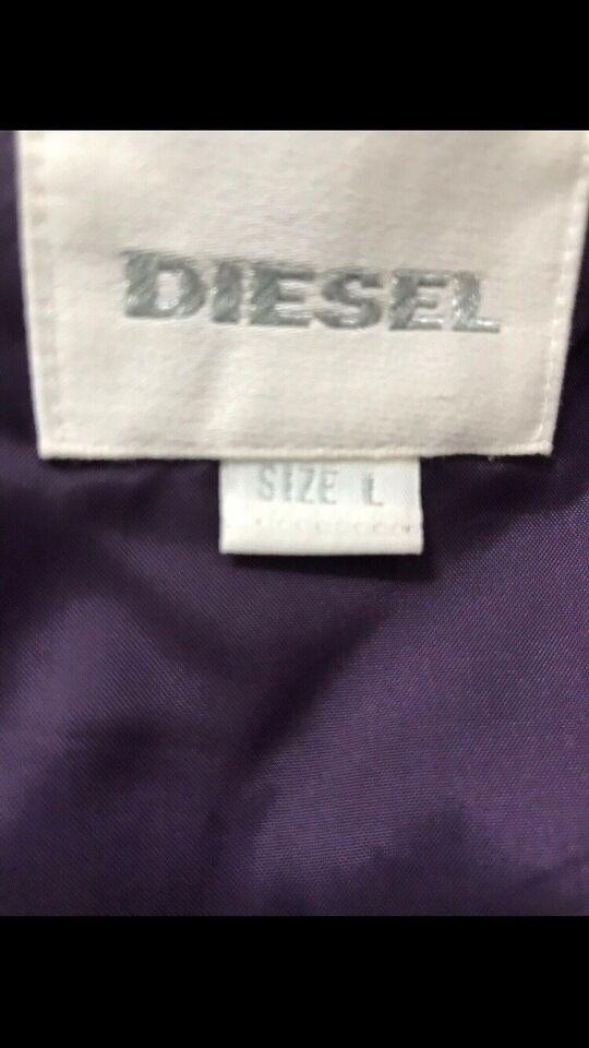 Vest, Dynevest, Diesel