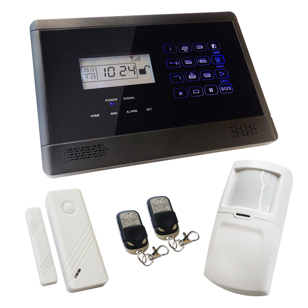 Sentry Pro Touch pantalla inalámbrica intruso Para Casa Alarma solución 1