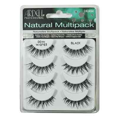 MultiPack Demi Wispies Black Ardell Fashion Lash False Lashes
