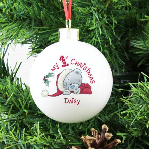Mi Primera Navidad Personalizado Adornos Navideños-Oficial Me To You producto