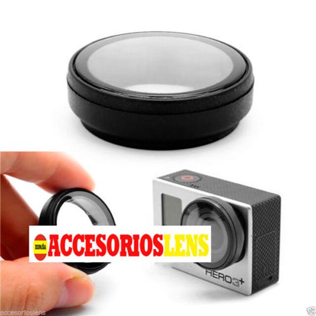 Protector de lente para cámara gopro 3,4,5