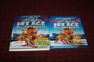 Ice Age: Collision Course Target Exclusive Edition Blu ray, DVD & Digital HD