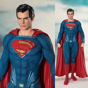 Justice League Superman 1//10 PVC Figure Statue Toy Gifts ARTFX