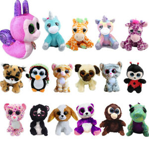 Ty Beanie Boos Plush Soft Toy Plush Wishful Rootbeer Puppy Monkey