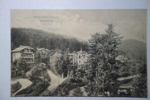 Ansichtskarte-Thueringen-Friedrichroda-Vorderbruechig-1907-gelaufen