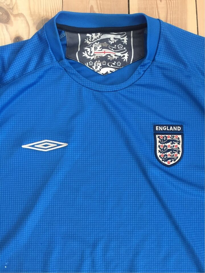 Fodboldtrøje, England, Umbro