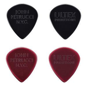 Dunlop John Petrucci prime Tone Jazz III tono (3 pezzi), nero o Oxblood