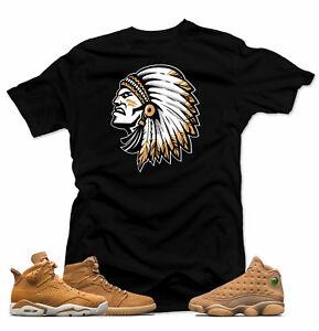 Shirt-to-match-Jordan-Golden-Harvest-OG-Wheat-Gold-6-1-13-Chief-Wheat-Black-Tee