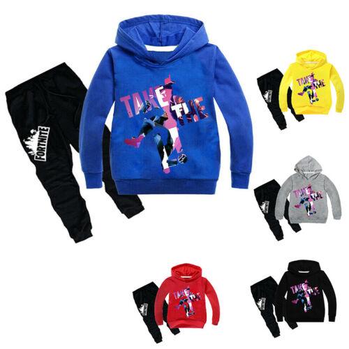 Big Boy Pullover Anzug Kinder pullover Fortnite Lässiger Kinder-Langarmanzug