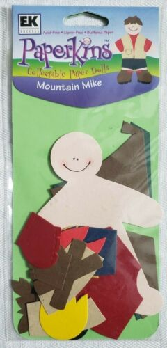 Various Paperkins Collectable Paper Dolls New Mixed Themes