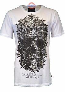 philipp plein skull shirt