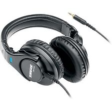 Shure SRH440 Professional Studio Headphones reproduce accurate audio Close Back