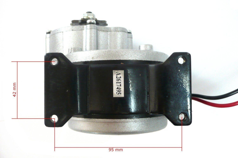 HMParts E-Scooter RC Elektro Motor 12 V V V 250 W MY1016Z neu fa1e8c